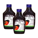 Songbird Essentials 3 Each BirdBerry Jelly, 20 oz., SE6010 Oriole