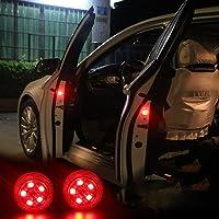 MXECO Universal Car Auto Wireless LED Door Opened
