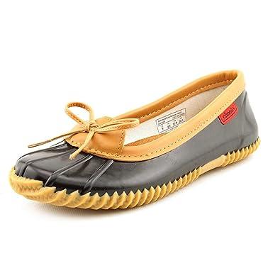 bb8735675 Amazon.com   Chooka Solid Duck Skimmer Womens Size 9 Black Rubber ...