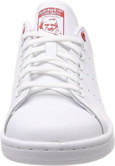 adidas stan smith j sneakers basses mixte enfant