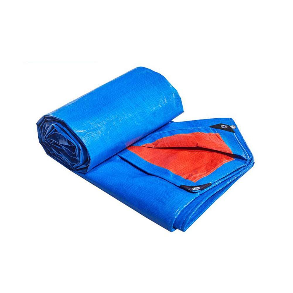 Dall telone Telone Heavy Duty Incatramata Doppio Impermeabile Campeggio All'aperto Copertura per Ombra Impermeabile Protetto UV Spessore 0,35 Mm