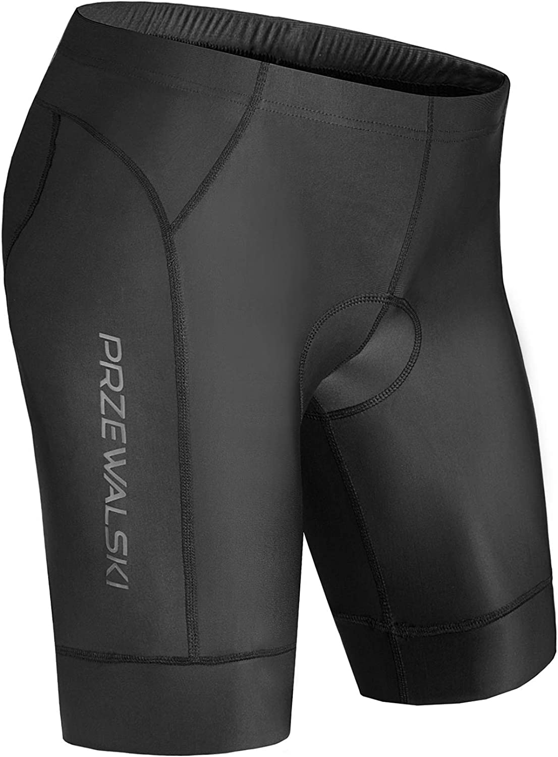 Breathable /& Lightweight MTB Biking Underwear Pants with Anti-Slip Leg Grips Mens Cycling Shorts with 4D Padded