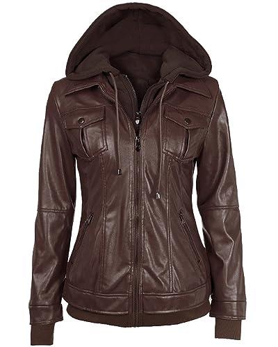 Mujer Chaqueta Cazadora Cremallera Jackets Slim Fit Short Coat
