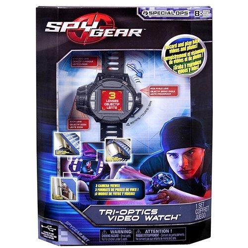 Spy Gear Tri Optics Video Watch by Unknown by .