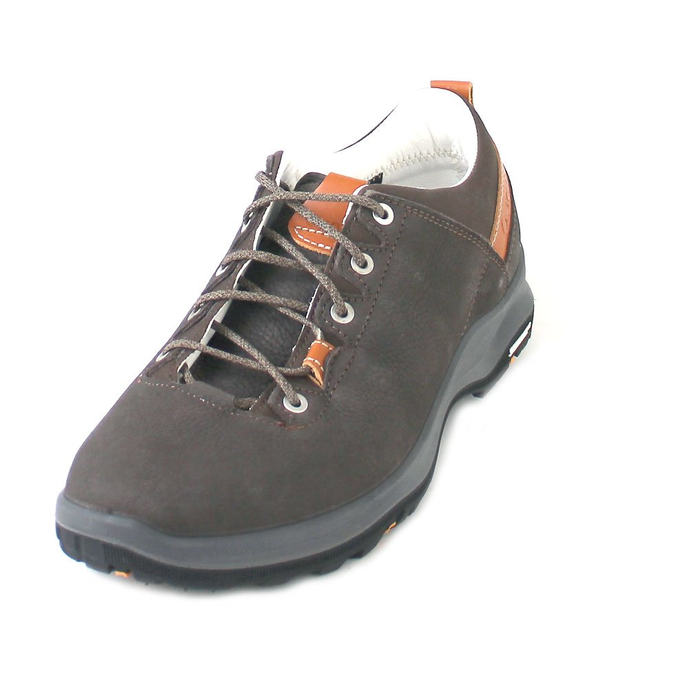 AKU La Val Low Plus - Zapatillas de Senderismo Unisex Adulto 41,5 UE|marrón oscuro