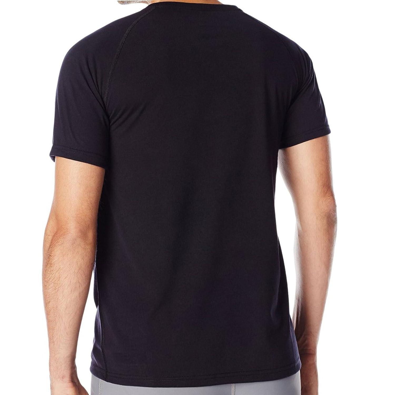 Duola Men's University Of Tulsa Short Sleeve Sports New Style T-shirts Black