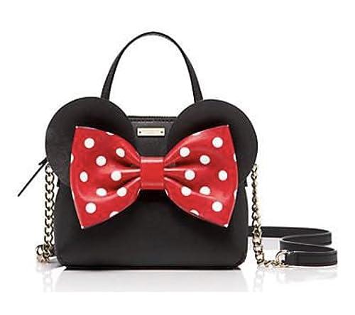 Kate Spade Handbag Minnie Mouse Mini Maise Disney Black Ltd Edition   Amazon.ca  Shoes   Handbags 52282d3c2