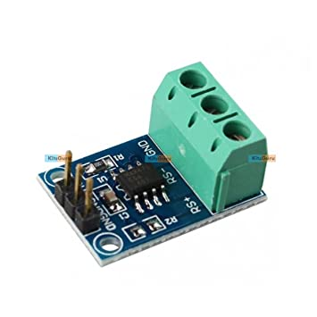 Max471 Voltage Current Sensor Votage Sensor Current: Amazon