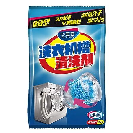 Descalcificador de limpieza profunda Yagii para lavadora, duradero ...