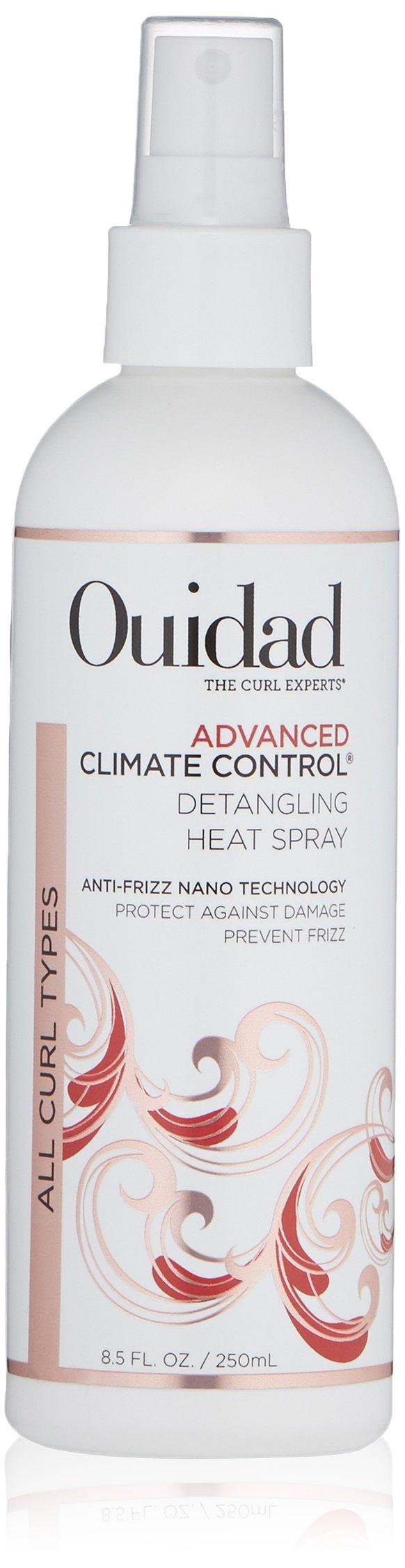 OUIDAD Advanced Climate Control Detangling Spray, 8.5 Fl Oz