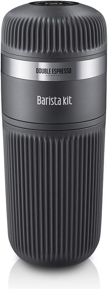 Amazon.com: Wacaco Nanopresso Barista Kit, Accessory for Nanopresso Portable Espresso Machine, Double Espresso, Lungo: Kitchen & Dining