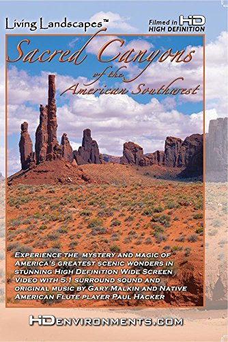 Living Landscapes HD Sacred Canyons of the American Southwest (Standard Definition Version) ) by Michael Heumann-produced by HDenvironments.com
