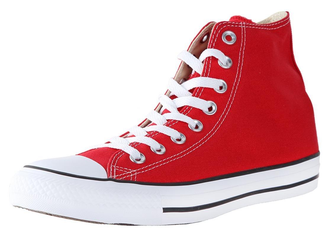Converse Chuck Taylor Core Men's Chuck Taylor All Star Hi Sneaker 7 Red