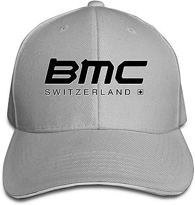 MYDT1 BMC Racing Equipo al Aire Libre Sandwich Gorras de Visera ...