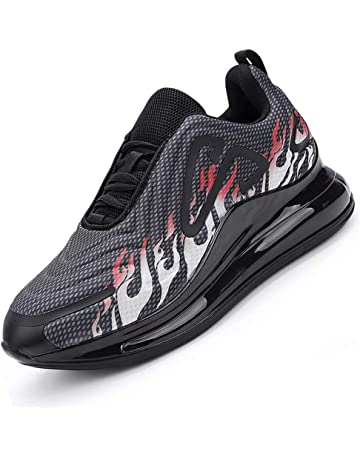 sneakers for cheap 71911 4acdd Men Women Running Shoes Sports Trainers Shock Absorbing Sneakers for  Walking Gym Jogging Fitness Athletic Casual