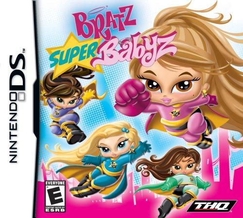 (Bratz: Super Babyz - Nintendo DS (Kane Edition))