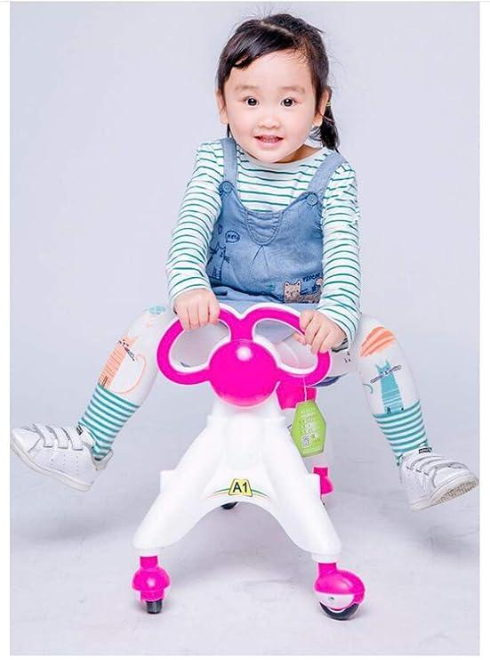 FONGFONG Vehículos Correpasillos para Niños Bebés Silencioso ...