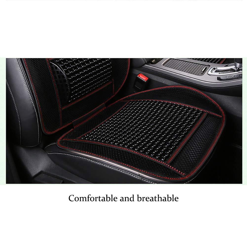 coprisedile fresco traspirante 1 pezzo, nero Cuscino per seggiolino auto estivo pad interno per auto universale