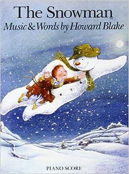 The Snowman Vocal/Piano Score