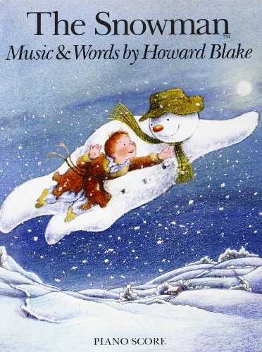 - The Snowman: Vocal/Piano Score