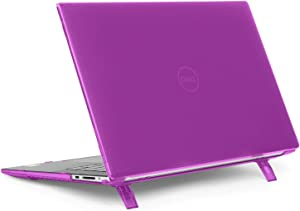 "mCover Hard Shell CASE for New 2020 15.6"" Dell XPS 15 9500 / Precision 5550 Series Laptop Computer (Purple)"