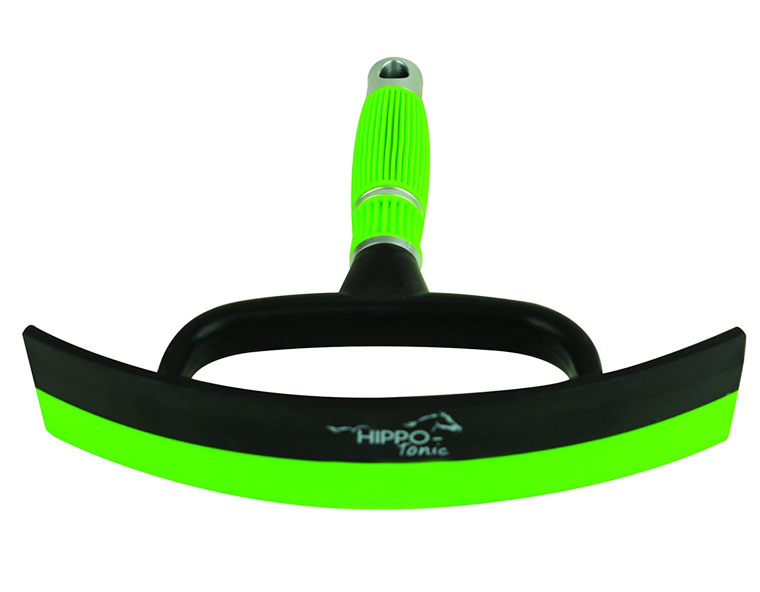 "Hippo Tonic Confort"" Sweat Scraper Neon Blue/Black 23 x 21 cm Hippo-Tonic 700179"