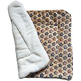LissomPlume-Cuscino per animali domestici Cuscino per cani e gatto di tutte le età Facile da lavare