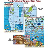 Franko Map Reef Fish and Creature Guide