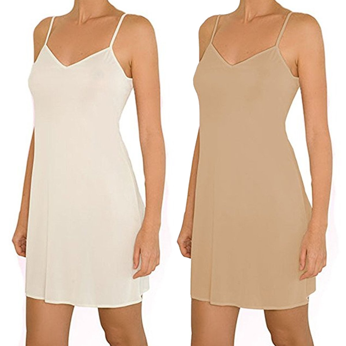 Anemone Women's Non-Cling Silky Smooth Full Slip ANE-381655
