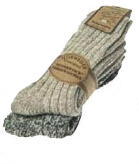 2 pares de calcetines norwerge con lana de oveja, softgewaschen para hombre y mujer: Amazon.es: Ropa y accesorios