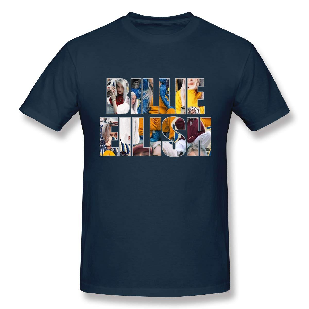 Gallagher Billie Eilish Casual T Shirt Short Sleeve Tee For