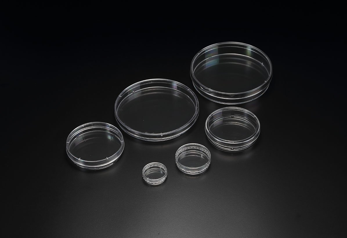 SPL Cell Culture Dish,100x20mm, PS,TC treated, sterile to SAL 10-6, Sleeve of 10 / Case of 200
