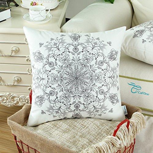 Buy mandala pillow covers 18x18