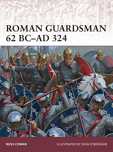 Roman Guardsman 62 BC–AD 324 (Warrior)