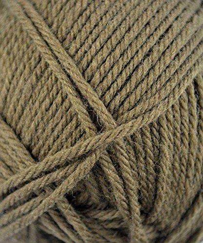Rowan Pure Wool Worsted Superwash Yarn Cocoa Bean 0105