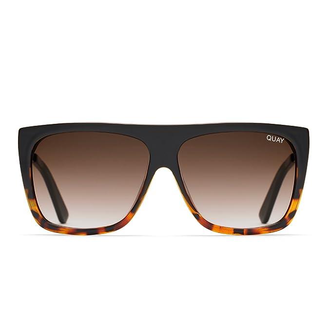 3c2dde01b2 Quay X Desi Perkins OTL II - anteojos de sol para mujer, Negro (Black