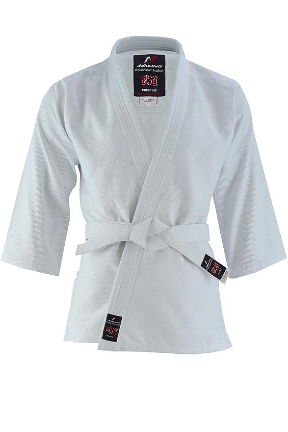 Malino Uniforme de Estudiante Judo-gi Traje Peso Medio para ...