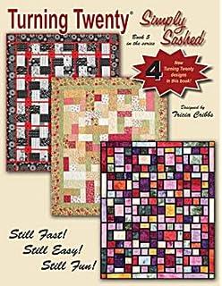 Turning Twenty: Tricia Cribbs: Amazon.com: Books : free turning twenty quilt pattern - Adamdwight.com