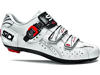 ZAPATILLAS SIDI GENIUS 5 FIT CARBON White/White GR, 41.5
