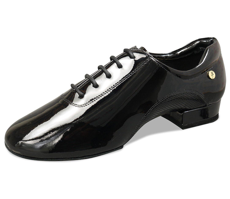 Aplus Men Ballroom Dance Shoes A4012 with 1 Heel ADS/_A4012