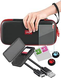 Conjunto Bolsa De Armazenamento 9-em-1 Nintendo Switch Lite [video game]
