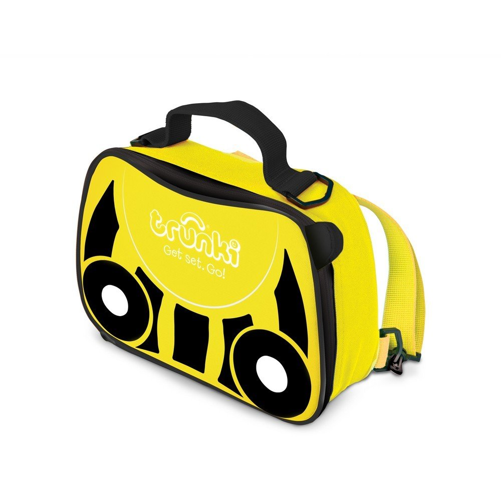 Trunki TRK0292 - Mochila almuerzo y excursion, abeja 0292-GB01