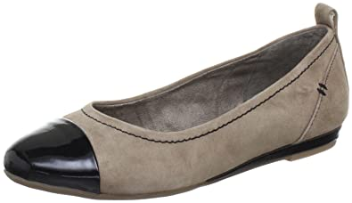 Fashion 8-8-22104-20, Damen Ballerinas, Beige (TAUPE 341), EU 39.5 (UK 6) (US 6) Jana