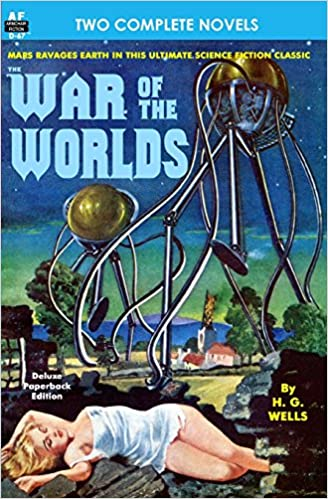 War of the Worlds and The Time Machine