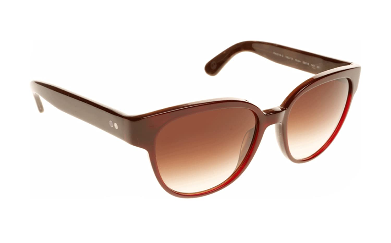 Paul Smith PM8214S  106013 Sunglasses ROSLIN (S) BORDAUX BLONDE HAVANA W BROWN GRADIENT 56mm