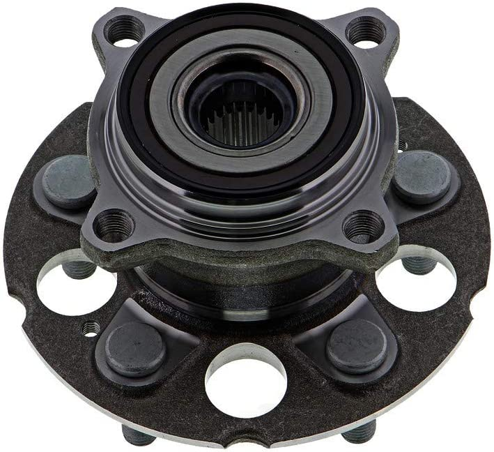 One Bearing Included with Two Years Warranty Note: AWD 2012 fits Honda CR-V Rear Wheel Bearing and Hub Assembly