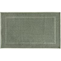 Bacova Guild Natural Woven Framed Ridges Gray Accent Rug, 46 x28