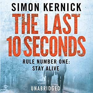 The Last 10 Seconds Audiobook
