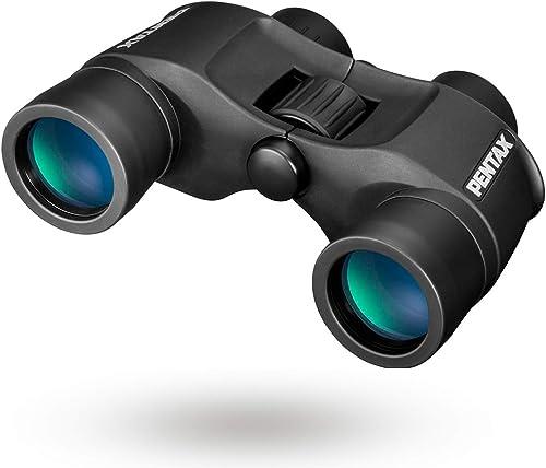 Pentax SP 8×40 Binoculars Black