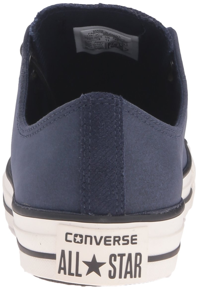 Converse Chuck Taylor All Star Leather/Corduroy Lo B01C8245UI 10 D(M) US|Obsidian/Egret/Black